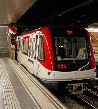 Metro, Barceloona