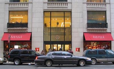 Shopping, stormagasiner, New York